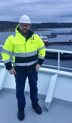 Carl-Erik Arnesen:
