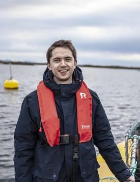 Artikkelforfatter Fredrik A. Sivertsen er daglig leder i Celero. Foto: Celero