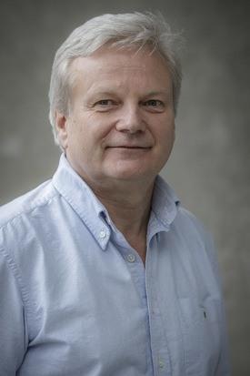 Narve Mjøs er programdirektør for Grønt skipsfartsprogram. Foto: Damir Cvetojevic