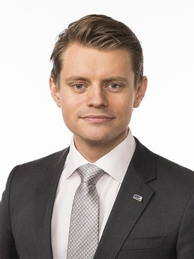 Peter Frølich (H) gir terningkast 1 til regjeringen sin håndtering av «Norwegian Gannet» saken. Foto: Stortinget