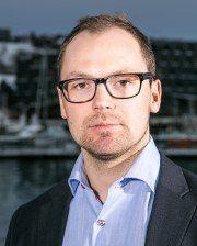 Tom-Jørgen Gangsø: Weak krone has given higher prices for exports.