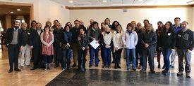 La actividad contó con investigadores, organismos públicos y representantes del mundo privado. Foto: Incar.