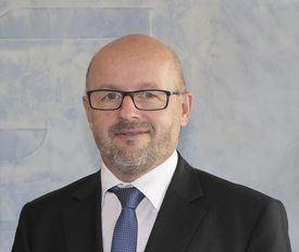 Stefan Kaul, direktør for industrielle operasjonar og konsernsjef i Schottel. Foto: Schottel