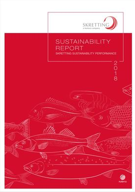 Skretting has published its Sustainability Report for 2018.