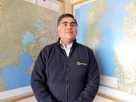 Director regional Sernapesca Los Lagos, Eduardo Aguilera. Foto: Archivo Salmonexpert.