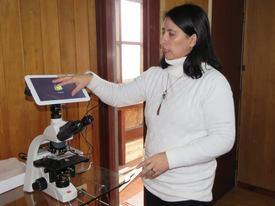 Directora ejecutiva de North Patagonia, Claudia Uribe.