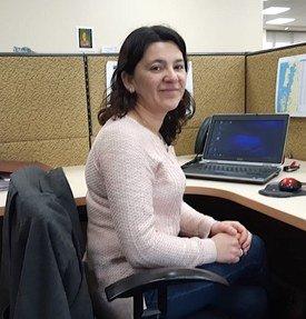 Silvya Cárdenas, especialista en gestión ambiental, es la tercera socia que comprende el consorcio con su empresa J&A Asesorías Ambientales.