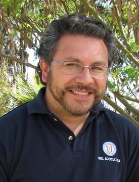 Dr. Germán Merino. Foto: UCN.