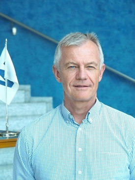 Carl Schou, CEO & President of Wilhelmsen Ship Management