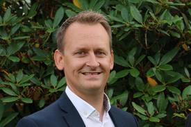 Hans-Petter Nesse, administrerende direktør i Wärtsilä Norway. Foto: Wärtsilä