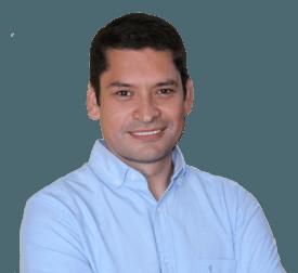 Erich Guerrero, editor ejecutivo de revista y sitio web Salmonexpert. Foto: Archivo Salmonexpert.