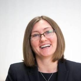Septima Maguire, nueva directora financiera de Benchmark. Foto: Linkedin.