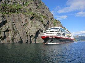 Foto: SOLFRID BØE/Hurtigruten