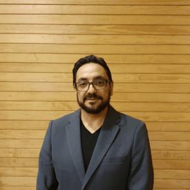 Dr. Cristian Gallardo. Foto: Salmonexpert.
