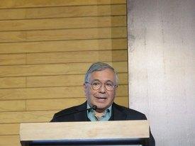Dr. Sergio Marshall. Foto: Salmonexpert.