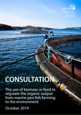 SEPA's consultation document on its controversial feed limit proposal.