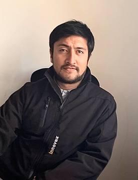 César Luengo, subgerente de Operaciones de Innovex. Foto: Innovex.