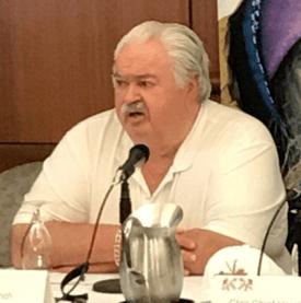 Chief John Smith: Salmon farming