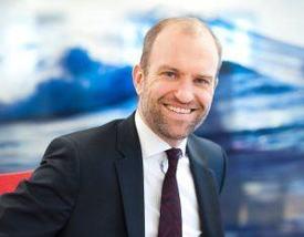Ivar Slengesol, direktør for strategi og forretningsutvikling i Eksportkreditt. Foto: Eksportkredeitt