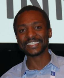 Frank Mlingi: Won the inaugural Student Spotlight Award.