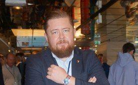 Jens Folland, seniorrådgiver for politikk, samfunnskontakt og kommunikasjon i NorskSjøoffisersforbund er godt fornøyd med tallene. Foto: Norsk Sjøoffisersforbund