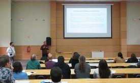 Dr. Rubén Avendaño, investigador principal del Incar. Foto: Karla Faundez, Salmonexpert.