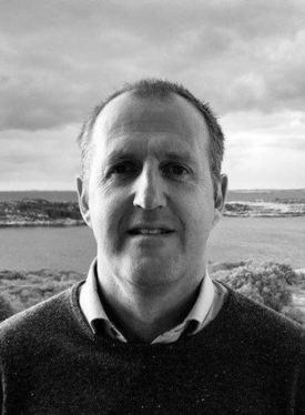 Roger Bekken, vicepresidente ejecutivo de Pesca en SalMar. Foto: SalMar.
