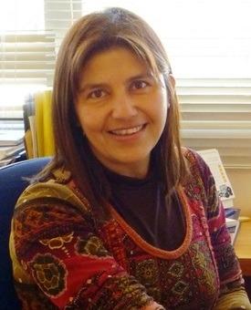 Dra. Claudia Altamirano. Foto: Claudia Altamirano.