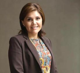 Asesora económica de la oficina comercial de ProChile en Lima, Paulina Torres. Foto: ProChile.