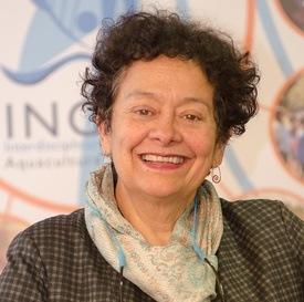 Doris Soto, investigadora del Centro Incar. Foto: Centro Incar.