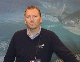 Gerente general de Stingray, John Arne Breivik. Foto: Kyst.no.