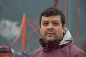 Conrado Redlich, presidente de la Multigremial de Aysén. Foto: Multigremial de Aysén.