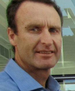 Alastair Smart: a long career in aquaculture. Photo: Twitter.