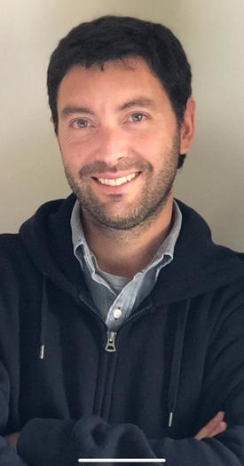 Sebastián Videla, director ejecutivo de Nodo Chile. Foto: Nodo Chile.