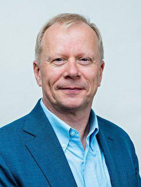 Arnt Ove Austnes, salgssjef hos Hydroniq Coolers, håper kontrakten skal åpne nye dører for selskapet. Foto: Hydronic Coolers