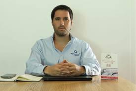 José Miguel Ugarte, gerente mercado Asia de Multiexport Foods. Foto: Multiexport Foods.