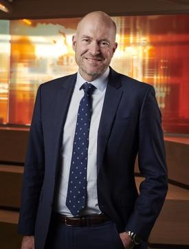 Ny stilling: Øistein Jensen trer inn som konserndirektør for bærekraft i Odfjell SE. Foto: Odjell