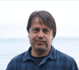 Dr. Alfio Yori, académico del Instituto de Acústica UACh. Foto: Alfio Yori.