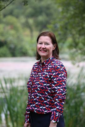 Heather Jones, CEO of SAIC