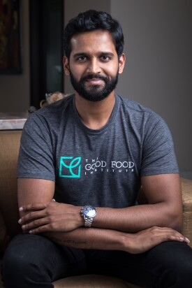 Varun Deshpande: Alternative seafood presents tremendous promise.
