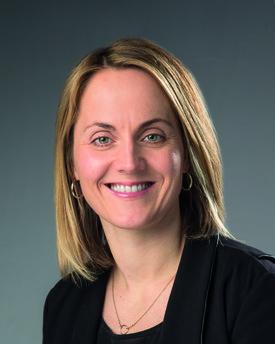 Cathrine Marti er tilsett som ny konsernsjef i Ulstein. Ho tiltrer 2. november 2020.Foto: Ulstein Group