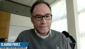 Claudio Pavez, director del Consorcio Tecnológico para la Acuicultura Oceánica.