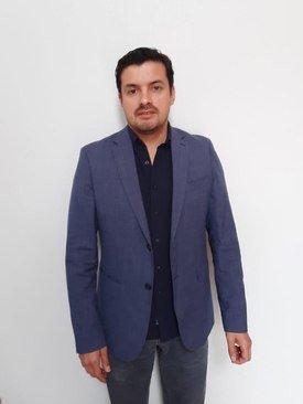 Claudio Troncoso, profesor adjunto del Instituto de Ciencias Navales y Marítimas de la Universidad Austral de Chile.