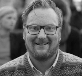 Salgssjef Karl Ove Reinsnes i STIM
