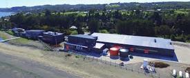 Cargill cuenta con un Centro de Innovación en Salud de Peces. Imagen: Cargill.