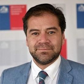 Francisco Muñoz, seremi de Economía de la región de Los Lagos.