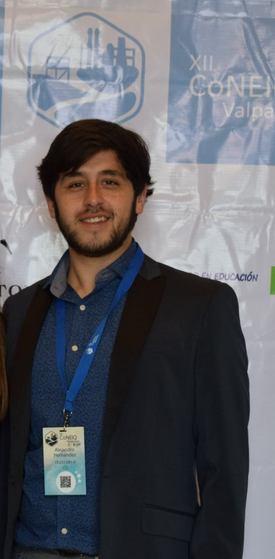 Alejandro Henríquez se ha desempeñado en la industria química en Dilox SA, filial de Oxiquim, en la industria cervecera y de residuos en gestión verde. Imagen: Kran.