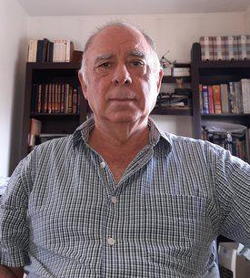 Iván Pérez, ingeniero civil mecánico a cargo del proyecto.. Foto: Konectiva.