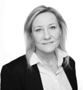 Annika Frederiksberg is Bakkafrost sales manager. Photo: Bakkafrost.