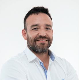 Gerardo Lillo, médico veterinario de Pharmaq.